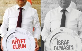 İl Müdürü Özen'in 16 Ekim Dünya Gıda Günü Mesajı 'Afiyet Olsun İsraf Olmasın'
